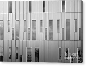 Oberlin College Kohl Building Canvas Print by University Icons