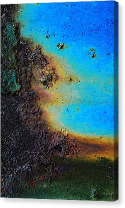 Obscure Canvas Print by Tom Druin