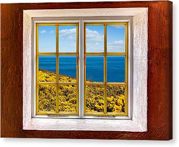 Ocean View Canvas Print by Semmick Photo