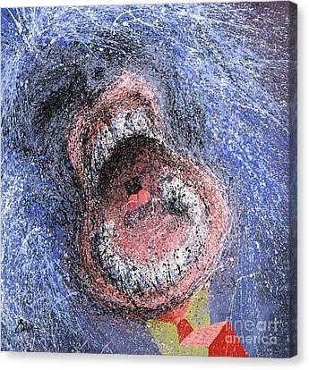 Odium Canvas Print by Craig Dykstra