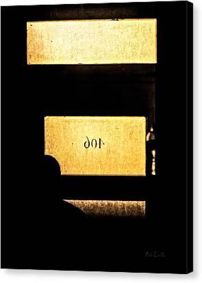 Office 406 Canvas Print by Bob Orsillo