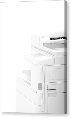 Office Multifunction Printer Canvas Print by Frank Gaertner
