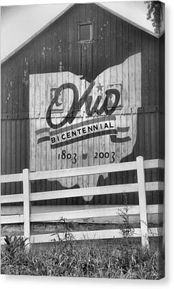 Ohio Canvas Print by Dan Sproul