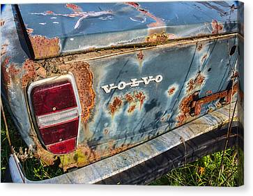 Old Aged Canvas Print by Dale Kincaid