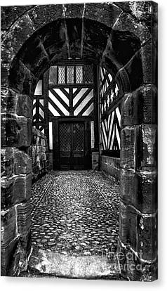 Old England V2 Canvas Print by Adrian Evans
