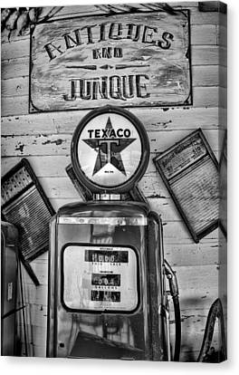 Old Fashioned Canvas Print by Heather Applegate