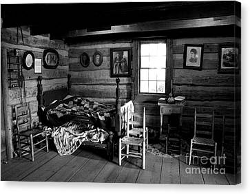 Old Folks At Home Canvas Print by Paul W Faust -  Impressions of Light