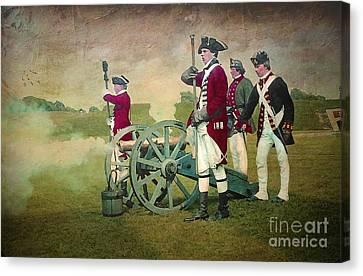 Old Fort Niagara Canvas Print by Lianne Schneider