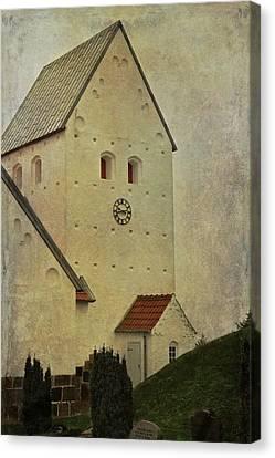 Older Than Sin Canvas Print by Odd Jeppesen