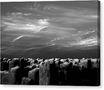 Once There Was A Place Canvas Print by Bob Orsillo