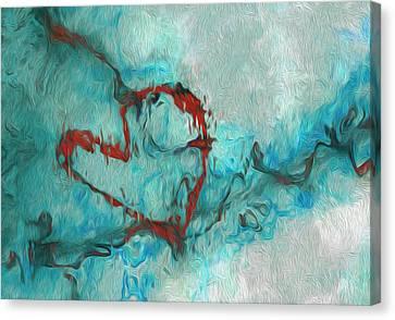 One Canvas Print by Jack Zulli