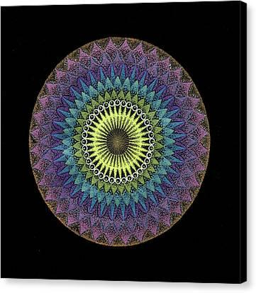 Oneness Canvas Print by Keiko Katsuta