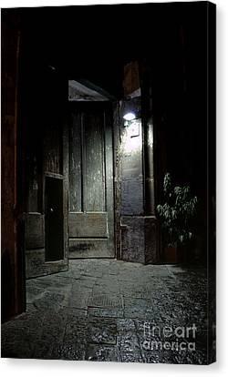 Open Door Canvas Print by Marion Galt