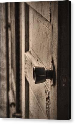 Open Doors Canvas Print by Dan Sproul