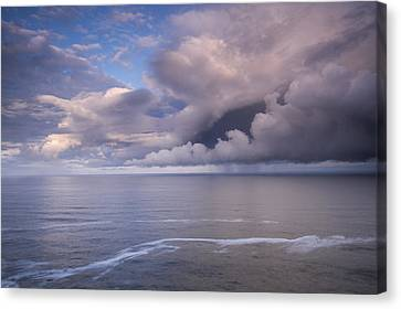 Opening Clouds Canvas Print by Andrew Soundarajan