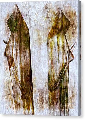Opus Dei Canvas Print by Barbara Chichester