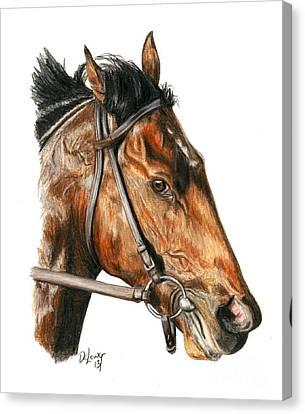 Orb Canvas Print by Pat DeLong