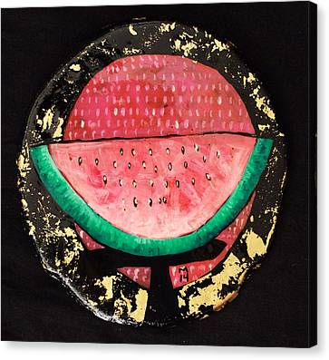 Orbis Fertile Summer  Canvas Print by Mark M  Mellon