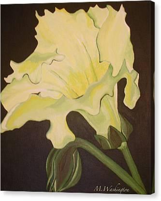 Organic 4 Canvas Print by Megan Washington