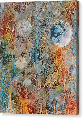 Organica Canvas Print by David Raderstorf