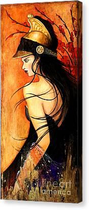 Orian Canvas Print by Dori Hartley
