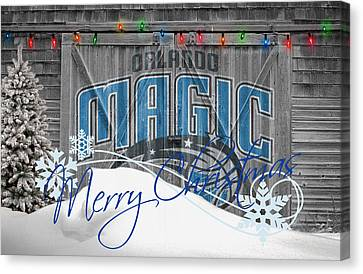Orlando Magic Canvas Print by Joe Hamilton