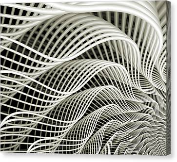 Oscillation Canvas Print by Kevin Trow