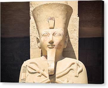 Osiris.. Canvas Print by A Rey