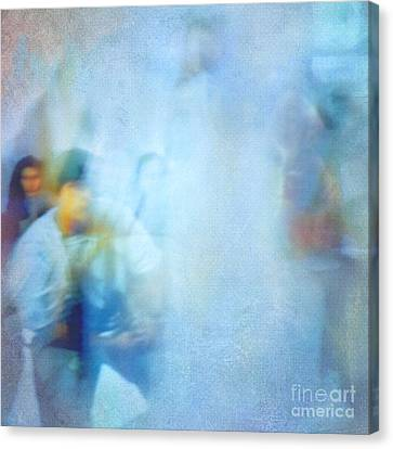 Out-of-focus Canvas Print by VIAINA Visual Artist