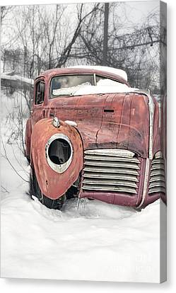 Out Of The Past Canvas Print by Edward Fielding