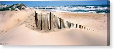 Outer Banks, North Carolina, Usa Canvas Print by Panoramic Images