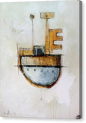 Outer Observance  Canvas Print by Mark M  Mellon
