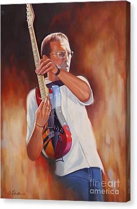 Over The Top Canvas Print by Glenn Santos