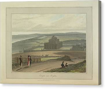 Ovington Canvas Print by British Library