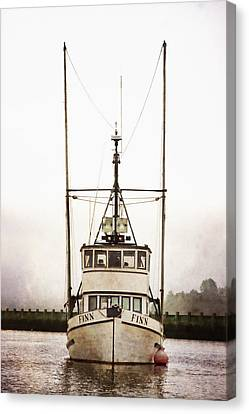 Pacific Northwest Morning Canvas Print by Carol Leigh