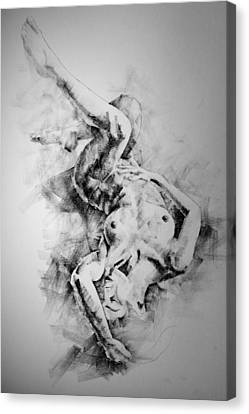 Page 21 Canvas Print by Dimitar Hristov