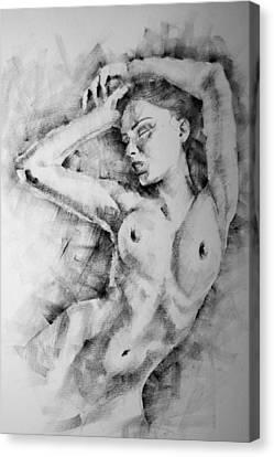 Page 31 Canvas Print by Dimitar Hristov