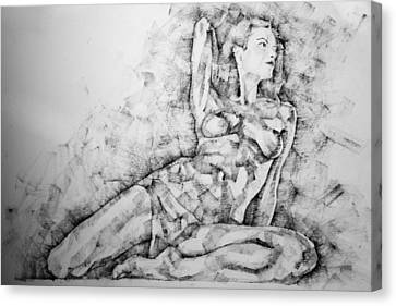 Page 33 Canvas Print by Dimitar Hristov