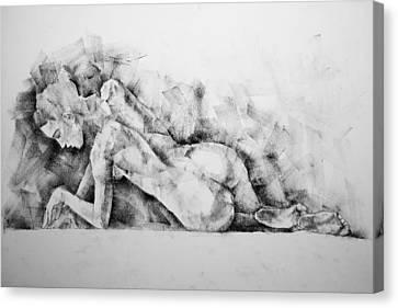 Page 7 Canvas Print by Dimitar Hristov
