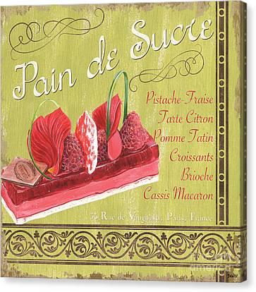 Pain De Sucre 2 Canvas Print by Debbie DeWitt