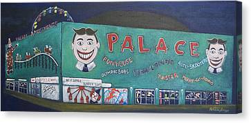 Palace 2013 Canvas Print by Patricia Arroyo