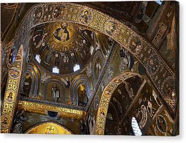 Palatine Chapel Canvas Print by RicardMN Photography