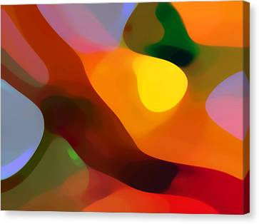 Paradise Found 2 Canvas Print by Amy Vangsgard