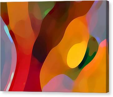 Paradise Found 3 Canvas Print by Amy Vangsgard