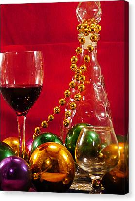 Party Time Canvas Print by Anthony Walker Sr