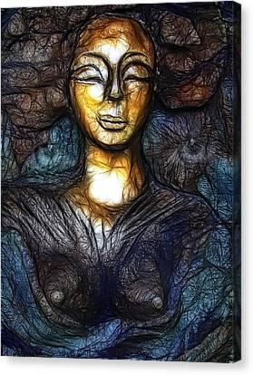Passion Canvas Print by Joachim G Pinkawa
