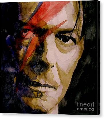 Past And Present Canvas Print by Paul Lovering