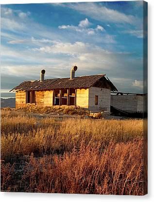 Past Dreams - California Desert Canvas Print by Glenn McCarthy Art and Photography