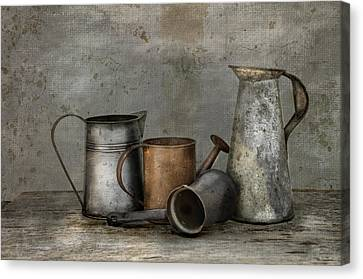 Patina Canvas Print by Robin-lee Vieira