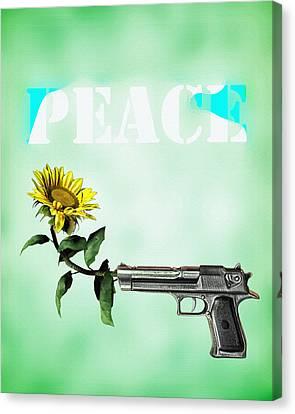Peace  Canvas Print by Bob Orsillo